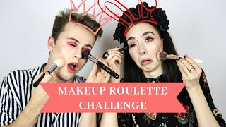 Makeup Roulette Challenge | Stysio feat. Fog_in_the_garden