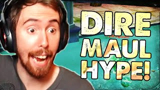 Asmongold Reacts To Dire Maul Release Everything You Need To Know About Phase 1.5