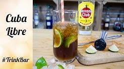 Cuba Libre  - Cocktail selber machen - Rezept - Trinkbar
