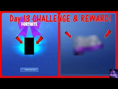 Day 13 Of 14 Days Of Fortnite CHALLENGE & REWARD!