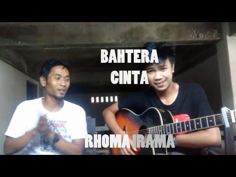 RHOMA IRAMA ~ BAHTERA CINTA Cover By Munir Fingerstyle Ft. Ilman Al-Farizi