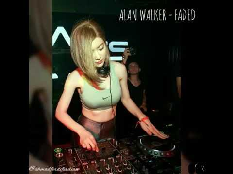 ALAN WALKER - FADED ( No Vocal )