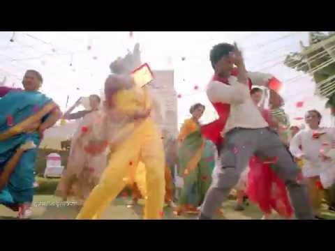 Colgate Maxfresh Allu Arjun 2015 Ad Marathi