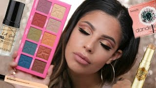 FIRST IMPRESSIONS MAKEUP TUTORIAL | JEFFREE STAR ANDROGYNY PALETTE