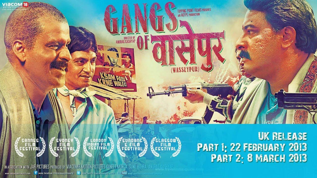 Gangs Of Wasseypur 2 Part Saga Uk Theatrical Trailer