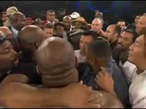 Mike Tyson vs Bob Sapp 2009 title fight