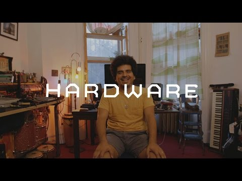 Hardware: Helado Negro's Rig is an Elegant Signal From His Mind Into His Computer