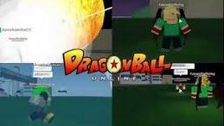 roblox Dragon Ball Online