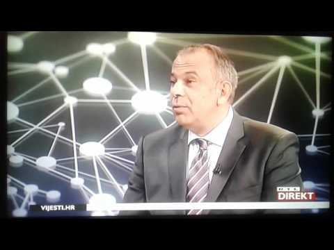 Natali Dizdar gola u RTL Direktu, kod Zorana Sprajca 😀😉amater.snimak