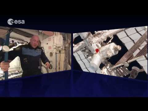 International Space Station Tour 2012 HD ISS Tour