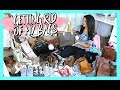 MAJOR PURSE AND SHOE DECLUTTER   ORGANIZATION AND MOTIVATION