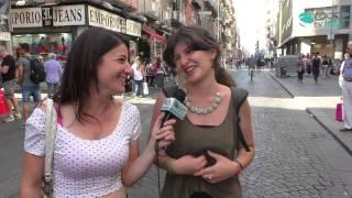 """""""La donzelletta vien...di notte"""" - I giovani conoscono le poesie italiane?"""
