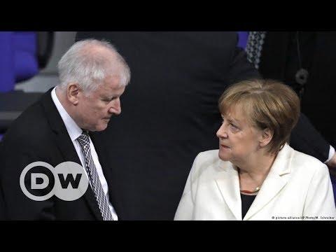 Krach um Flüchtlinge: Stürzt Merkel? | DW Deutsch