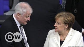Krach um Flüchtlinge: Stürzt Merkel?   DW Deutsch