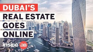 How Dubai is taking the real estate business online