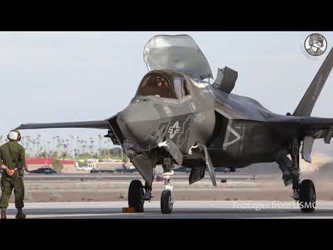 Singapore Airshow 2018: USMC F-35B first public appearance in Asia