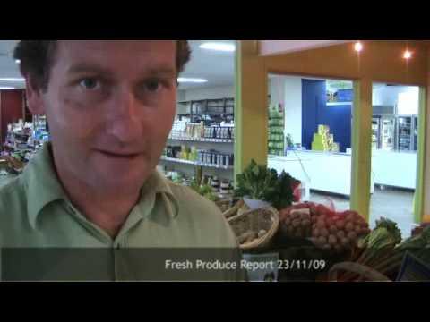 Organic Feast Fresh Produce Report 23/11/09