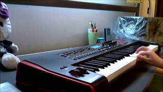 Too Funky - live on NOVATION Impulse 61