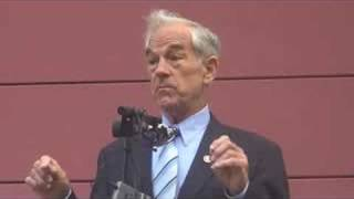 Ron Paul Outside MN GOP State Convention (Part 1)