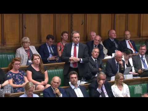 Nigel Dodds - Commitment to no border down the Irish Sea