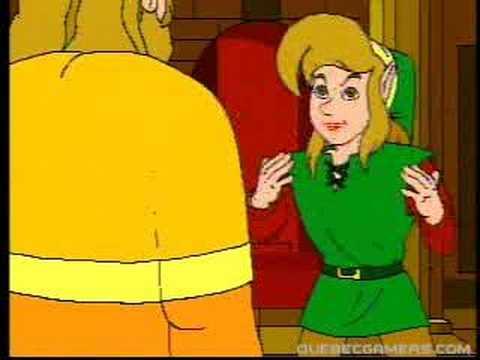 Zelda CD-I: Wand of Gamelon