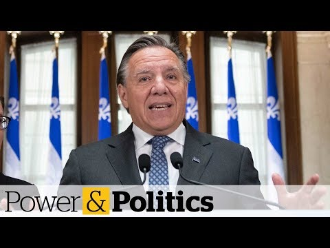 What Quebec's premier wants from federal parties this election   Power & Politics