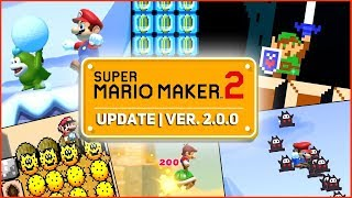 The NEW Mario Maker 2 UPDATE Is An Absolute GAME CHANGER!!!