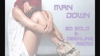 Rihanna - man down (ed solo & deekline ...