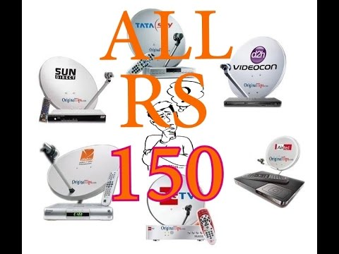 HOW TO MAKE ALL DTH PICK BY CHANNEL  RS/150