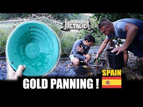 WE FIND GOLD IN SPAIN !! - With Detección Metálica - Episode 3