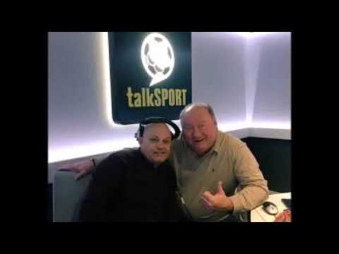 Talksport - Alan Brazil show, Ray Wilkins spat with Neil Custis 5th May 2017