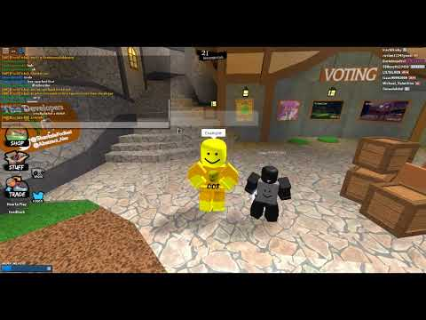 How To Mute People In ROBLOX 2018!
