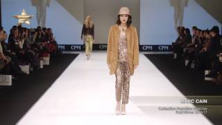 Показ    MARC CAIN, Collection Premiere Moscow, Осень Зима 2016 17 160809 P
