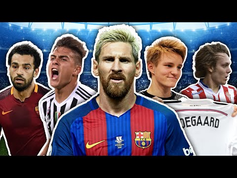 10 Players Labelled The Next Lionel Messi   Dybala, Salah & More!