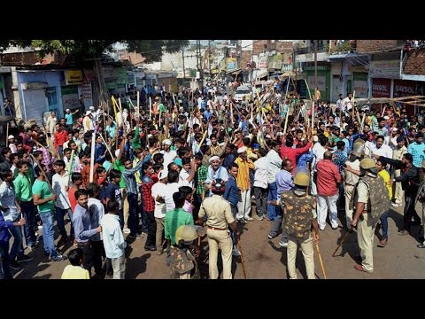 Communal tension in Fatehpur after clashes during 'shobha yatra'
