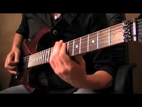 Dream Theater - Constant Motion (Cover by Vladimir Shevyakov)
