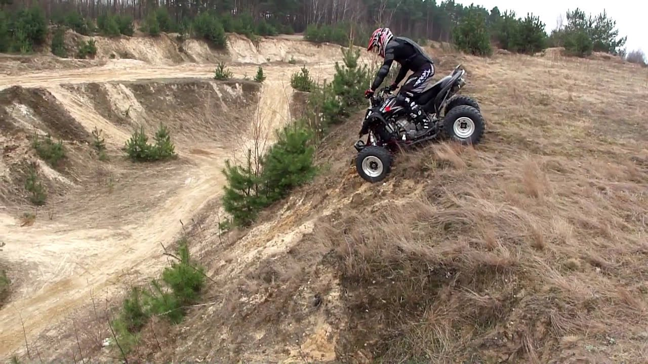 Quad Suzuki Ltz 400 Full Hd 1080p Video Youtube