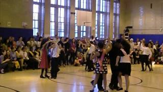 Ballroom Dance 5th grader Merengue