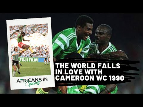 The Indomitable Lions Put Cameroon on The World Map of Football 1990 World Cup