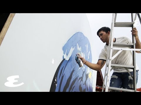 Jappy Agoncillo Paints a Generation's Statement in the Streets | Esquire Philippines