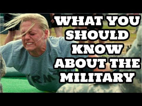 Top 3 Things You Should Know Before You Join the Military