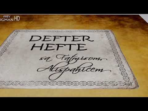 DEFTER HEFTE SA FATMIROM ALISPAHIĆEM /185. EMISIJA/ - 13.08. 2017. - MTV IGMAN