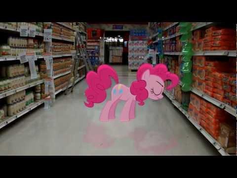 Pinkie Pie's Store Adventure: Cookies (MLP in real life)