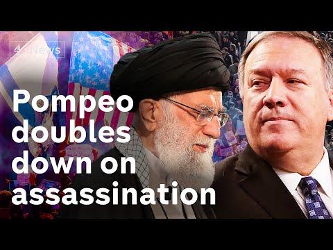 Iran crisis: U.S.