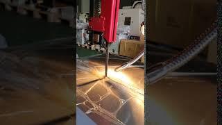 콘타머신 VS-400 수직톱기계
