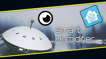 DIY Smart Humidifier with HomeAssistant and a RuuviTag sensor