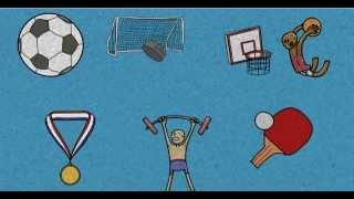 Развитие речи детей: спортсмены с суффиксом -ИСТ