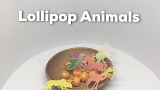 Lollipop Animals