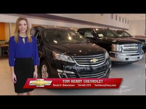 Tom Henry Chevrolet Introduction to Service - YouTube