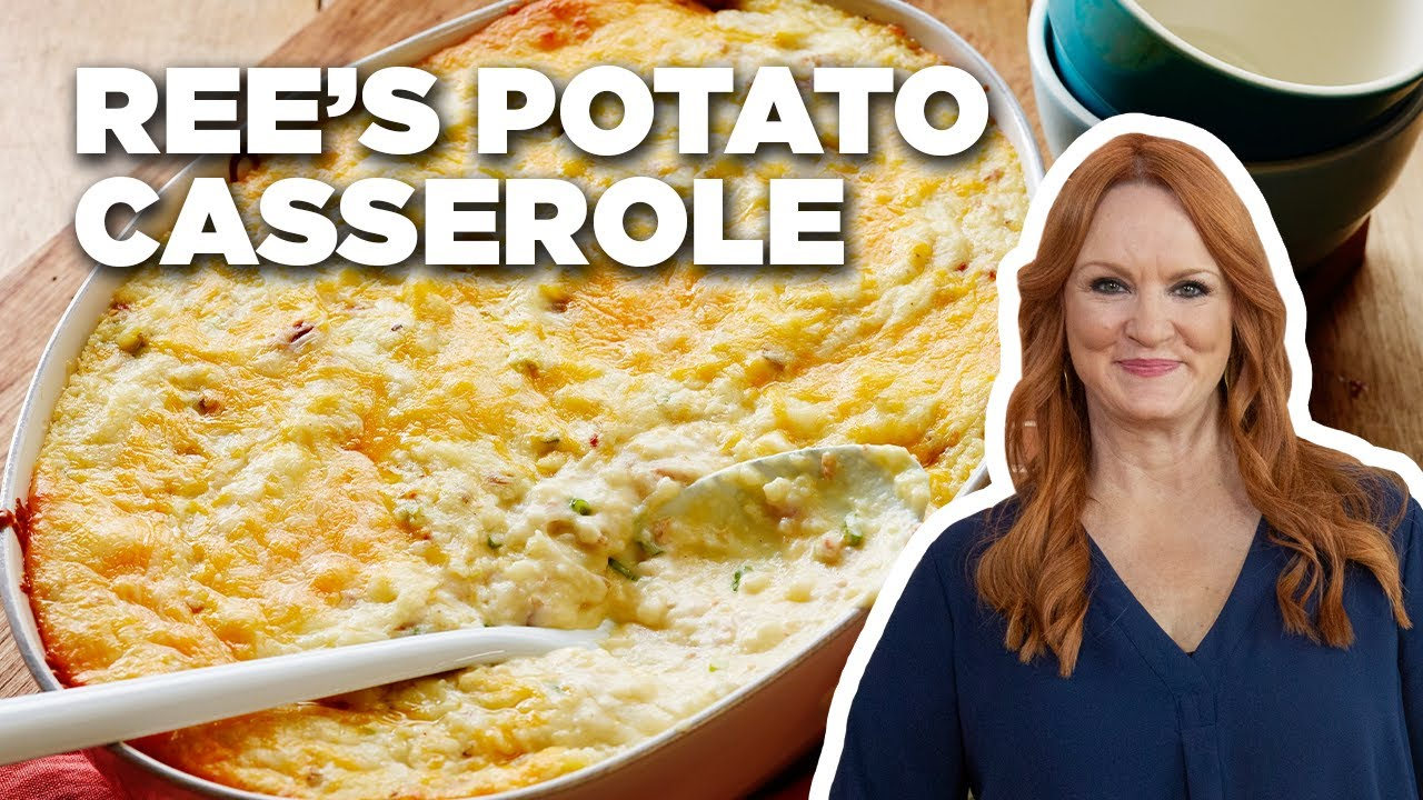 Recipe of the day rees cheesy twice baked potato casserole food recipe of the day rees cheesy twice baked potato casserole food network forumfinder Image collections